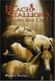 Cover of: The Black Stallion's Blood Bay Colt