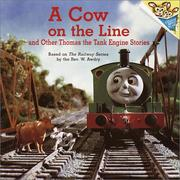 Cover of: A Cow on the Line and Other Thomas the Tank Engine Stories (Pictureback(R)) | Reverend W. Awdry