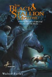 Cover of: The Black Stallion Mystery (Black Stallion)