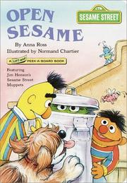 Cover of: Open Sesame (Lift-and-Peek-a-Brd Books(TM))