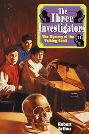 Cover of: The Mystery of the Talking Skull (Three Investigators Classics)