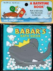 Cover of: Babar's bath book