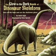 Cover of: The Glow-In-the-dark Dinosaur Skeletons | Peter Barrett