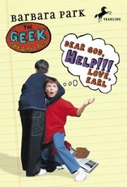 Cover of: Dear God, Help!!! Love, Earl (Geek Chronicles)