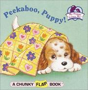Cover of: Peekaboo, puppy! | Bobbi Barto