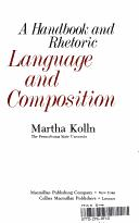 Cover of: Language and composition