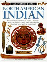 Cover of: North American Indian (Eyewitness Books)