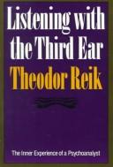 Cover of: Listening with the third ear
