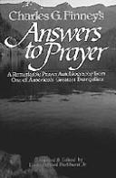 Cover of: Charles G. Finney's Answers to prayer