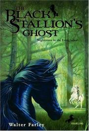 Cover of: The black stallion's ghost