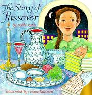 Cover of: The story of Passover