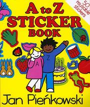 Cover of: A to Z Sticker Book