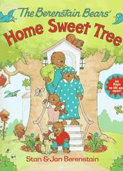 Cover of: The Berenstain Bears' home sweet tree