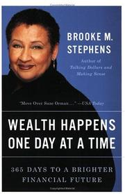 Cover of: Wealth Happens One Day at a Time