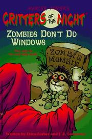 Cover of: Zombies don't do windows | Erica Farber