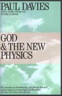Cover of: God and the new physics