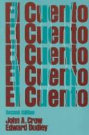 Cover of: El cuento
