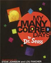 Cover of: My many colored days | Dr. Seuss