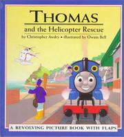 Cover of: Thomas and the helicopter rescue