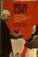 Cover of: Bread and salt