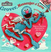 Cover of: Grover, messenger of love