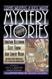 Cover of: Great writers & kids write mystery stories |