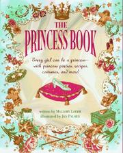 Cover of: The princess book