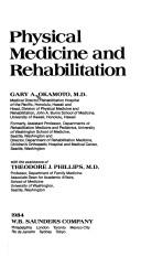 Cover of: Physical medicine and rehabilitation