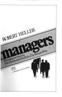 Cover of: The supermanagers