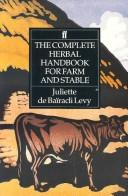 Cover of: The complete herbal handbook for farm and stable
