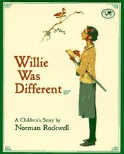 Cover of: Willie Was Different (Dragonfly Books)