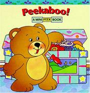 Cover of: Peekaboo!
