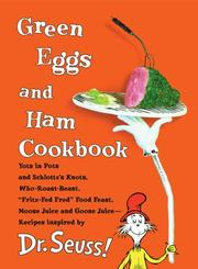 The green eggs and ham cookbook