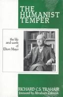Cover of: The humanist temper