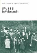 Cover of: Swiss in Wisconsin