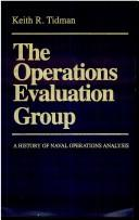 The Operations Evaluation Group