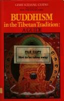 Cover of: Buddhism in the Tibetan tradition