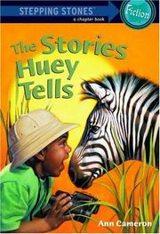 Cover of: Stories Huey Tells (Stepping Stone,  paper) | Ann Cameron