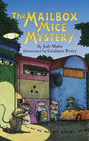 Cover of: The mailbox mice mystery
