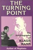 Cover of: turning point | Klaus Mann
