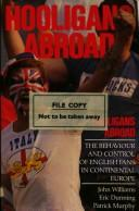 Cover of: Hooligans abroad