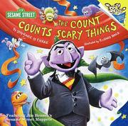 Cover of: The Count Counts Scary Things