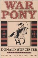 Cover of: War pony