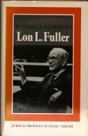 Cover of: Lon L. Fuller | Robert S. Summers