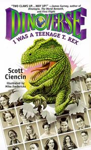 Cover of: I Was a Teenage T. Rex (Dinoverse(TM))