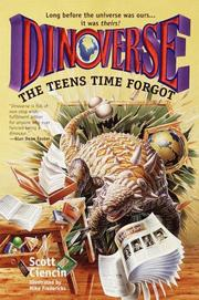 Cover of: The Teens Time Forgot (Dinoverse(TM))