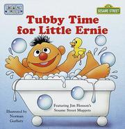 Cover of: Tubby Time for Little Ernie (Board Books) | Norman Gorbaty