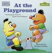 Cover of: At the Playground (Toddler Books)