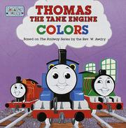Cover of: Thomas the Tank Engine Colors (Board Books) | Reverend W. Awdry