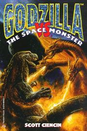 Cover of: Godzilla vs. the space monster